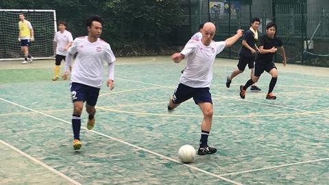 BEFC Futsal in Tokyo