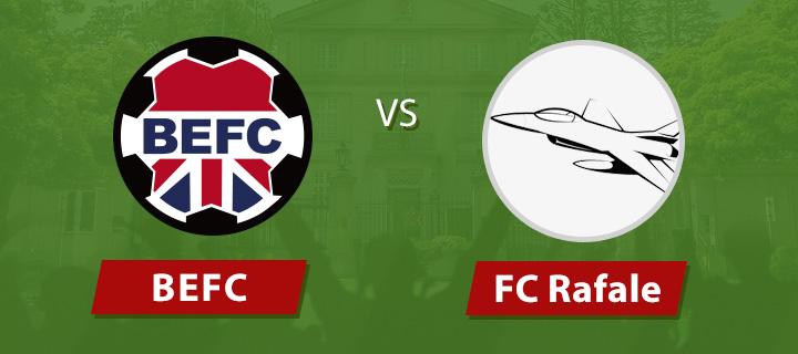 BEFC vs FC Rafale
