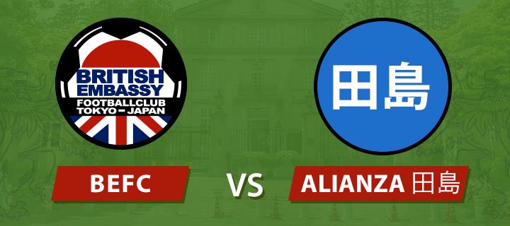 BEFC - vs Alianza
