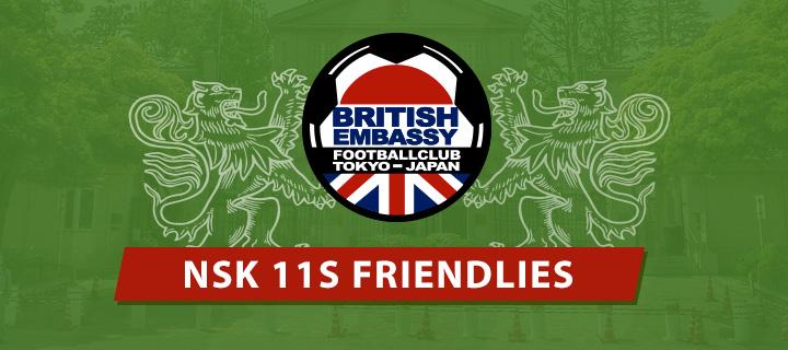 BEFC NSK Friendlies