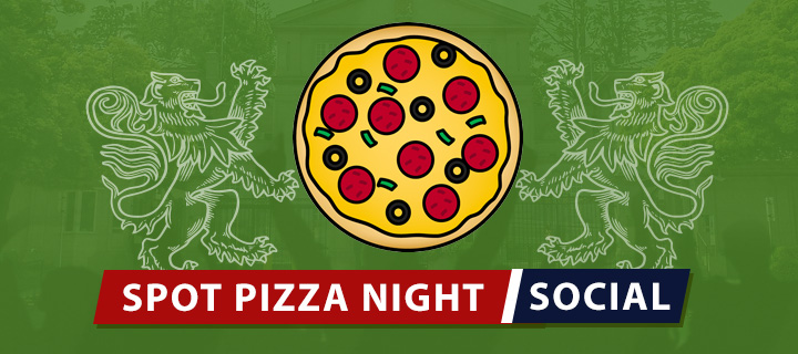Spot Pizza Night