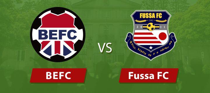 BEFC vs Fussa 2016