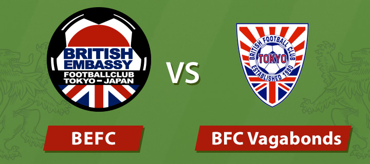 BEFC vs BFC Vagabonds