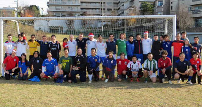 BEFC x NSK Football Remembers 2014