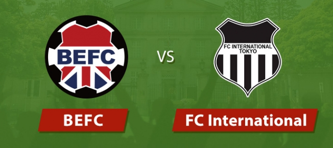 BEFC vs FC Intetnational
