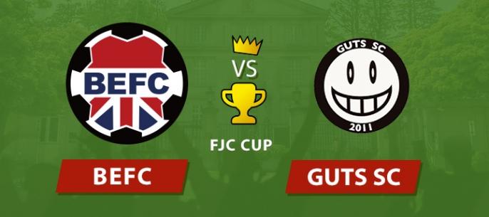 FJC Cup - BEFC vs GUTS SC