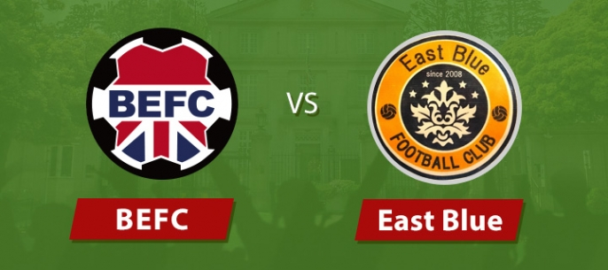 BEFC vs Club East Blue