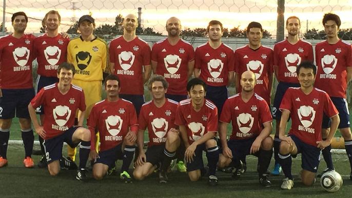BEFC TML 13 Squad 2015