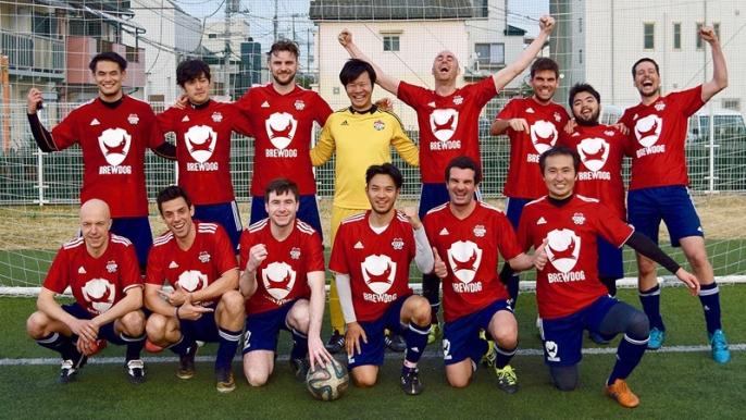 BEFC TML14 Squad 2017 - Champions