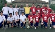 British Embassy Football Club at FCJ's Charity 7s Competition 2017 in Yokohama, Japan