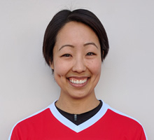 BEFC Ladies Vice Captain - Sharon Sakuda