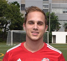 BEFC Vice Captain - Timothy Witvliet