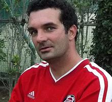 BEFC Vice Captain - Jorge Marenco