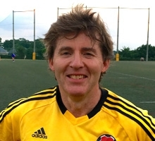 BEFC Manager - Keith Crowley