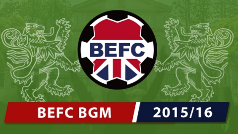 BEFC Half Season Meeting 2016