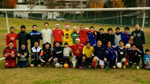 BEFC, NSK & Keidanren at Football Remembers 2015
