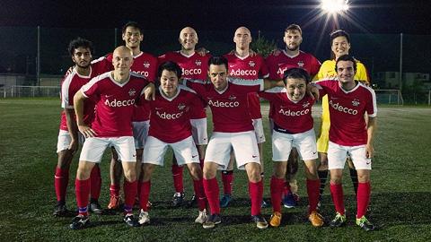 BEFC TML Eleven aside Football